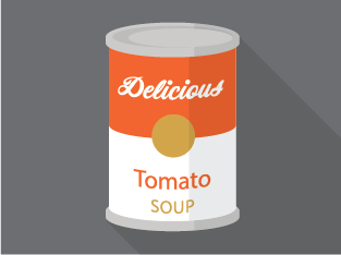 Leader in Canned Soup